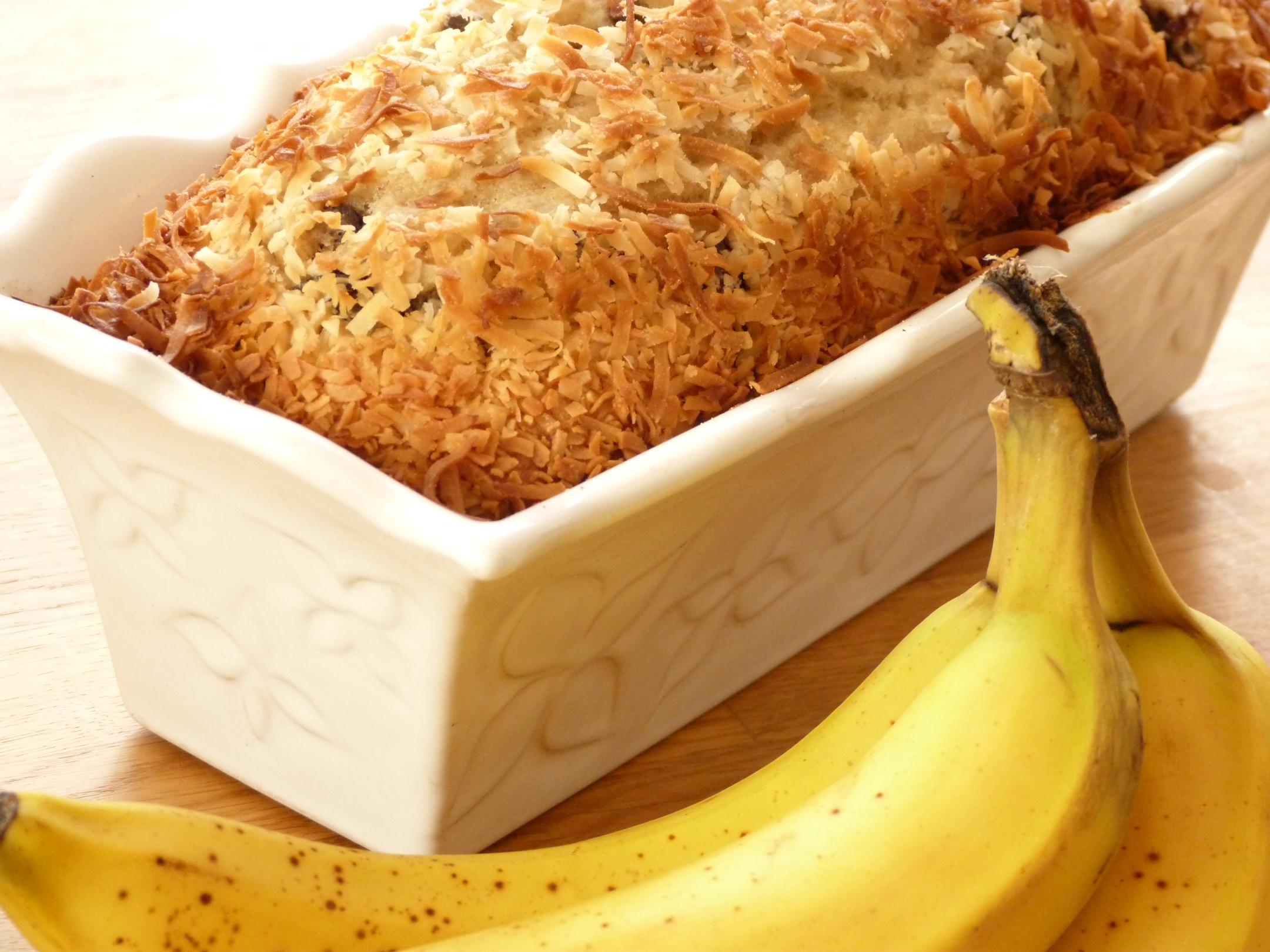 Cake Banane Noix Sans Beurre