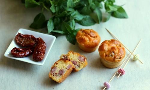 Cake Au Jambon Tomates S Ef Bf Bdch Ef Bf Bdes