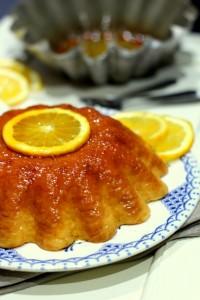Gâteau de riz au lait à l'orange 55