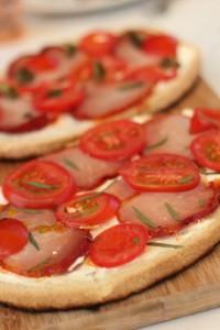 Tartines lomo Petit Billy tomate 11