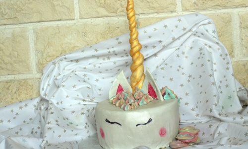 Layer cake licorne