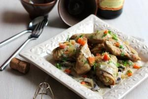 Blanquette de poulet au cidre 66