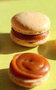Macaron caramel au beurre salé 33