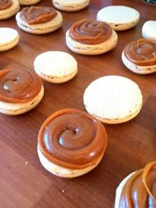 Macaron caramel au beurre salé 66