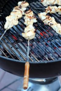 Brochettes de poulet tandoori 11